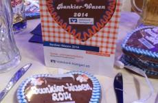 Bankier Wasen 2014