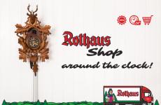Online Shop Rothaus AG
